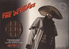 "The Spirit - PW.5 VARIANT Samuel L. Jackson as ""The Octopus"" Costume Card"