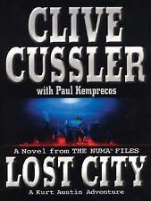 Lost City: A Novel from the Numa Files - A Kurt Austin Adventure