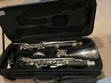 More details for bass clarinet bb to low eb john packer with bam carry case trekking case
