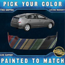 NEW Painted To Match - Rear Bumper Cover Replacement for 2004-2009 Toyota Prius
