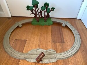 Thomas the tank engine Trackmaster Whistling woods track