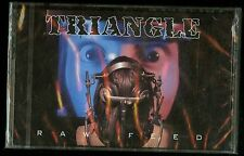 Triangle Raw Feed USA Cassette Tape