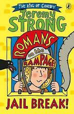 Romans on the Rampage: Jail Break! by Jeremy Strong (Paperback, 2016) New