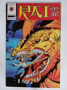 Rai #3| VF 8.0 | Valiant 1992 |Scarce Low Print Run | Pre-Unity CB1