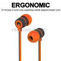 Sports Running Gym Earphone Headphone With Mic for Various Mobile Phone