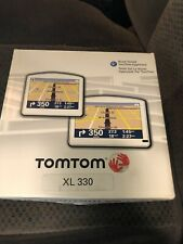 "TomTom XL 330S GPS Navigation Car Bundle Touchscreen Map 4.3"" Travel Refurbished"