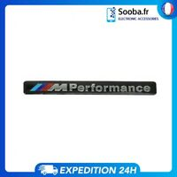Logos BMW M Performance Autocollant Emblème Logo Motorsport Stickers