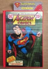 SUPERMAN Lenticular Hardcover 3-D Effect ~ NOTEBOOK ~ NEW