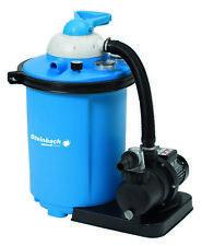 Speed Clean Comfort 75 Sandfilteranlage Zeitschaltuhr 40100 pumpe