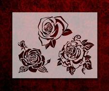 Roses Three 8.5