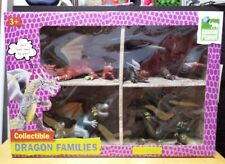 Animal Planet Collectible Dragon Families action figure toy set fantasy creature