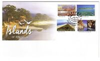 "2015 FDC Australia. Islands of Australia. Sun surf & sand PictFDI ""BEAUTY POINT"""