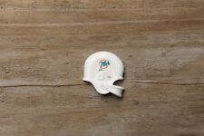 Plastic NFL Miami Dolphins Helmet Magnet New Version (TM) on Helmet Logo