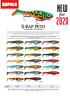 NEW 2020 Rapala X-Rap Peto 14cm 39g Predator Fishing Lure Various Colours