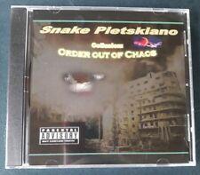 Snake Pletskiano - Collusion: Order Out Of Chaos *sealed* 2019. Moebadis