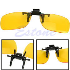 As Seen on Tv Night View Original Nv Glasses Clip-On NightView 100% Protection