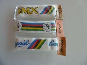 Vintage Ciclolinea Campagnolo Cycling Headband Set Made In Italy NOS