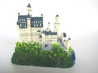 Schloss Neuschwanstein Füssen Bayern Germany Souvenir 10,5 cm Poly Modell