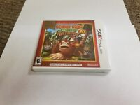 Donkey Kong Country Returns 3D (Nintendo 3DS, 2013) new