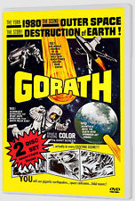 Gorath (1962) 2 Disc English and Japanese language Versions