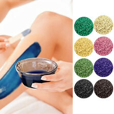 KQ_ AU_ EP_ Hair Removal Hard Wax Beans Painless Stripless Full Body Depilatory