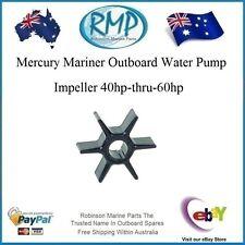 A Brand New Mercury Mariner Water Pump Impeller 50hp-thru-60hp # R 47-19453