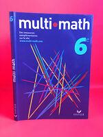 Multi Matemática 6e Hatier 2006