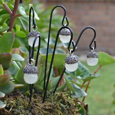 Glowing Acorn Light Set Fairy cottage Home Garden Craft Décor