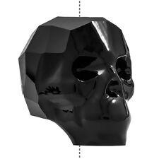 Swarovski 5750 Crystal Skull Bead 19mm Jet Crystal Pack of 1 (M55/1)