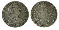 pcc1840_65) AUSTRIA Thaler  Maria Theresia 1780 to study