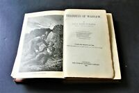 Thaddeus of Warsaw by Miss Jane Porter, Pub.-The Burrows Brother Co. 1887 Book.