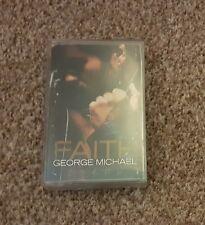 GEORGE MICHAEL ALBUM - FAITH - 1987 ON CASSETTE