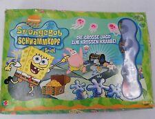 Mattel SpongeBob, die Jagd zur krossen Krabbe, gebraucht