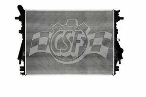 CSF 17-19 for Ford for F-250 for Super Duty 6.7LOEM Plastic Radiator (3849)