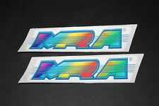 #508 MRA Windshields Motorrad Aufkleber Sticker Decal Bapperl Kleber Moto Race