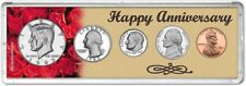 Happy Anniversary Coin Gift Set, 1983