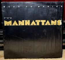 Manhattans - Back To Basics - New LP