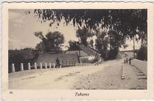 RPPC,Tukums,Latvia,Village Scene,c.1920s