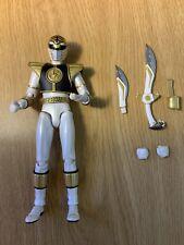 Bandai SH Figuarts Power Rangers White Ranger Tamashii Nations