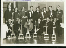 TROPHY WINNERS BANQUENT-AUTO RACING-1967 PHOTO