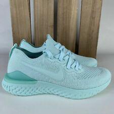 Nike Epic React Flyknit 2 Teal Tint Women's Running BQ8927 300 SIZE 6.5 *