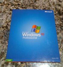 Windows XP Professional Microsoft 2002 Original Lincense CD