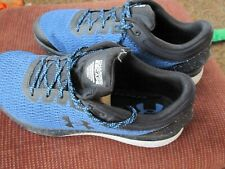 New listing Men's Under Armour Charged Escape Running Shoes Size 10 Color Blue/black