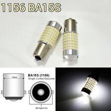 Brake Light 1156 BA15S 7506 1141 3497 P21W 144 SMD 6K White LED Bulb K1 HAK