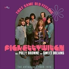 Polly Brown, Pickett - That Same Old Feeling: Anthology 1969-1976 [New CD]