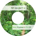 Natural Sounds HOT JUNGLE DAY BUSH Nature Relaxation Noises Sleep Aid Audio CD