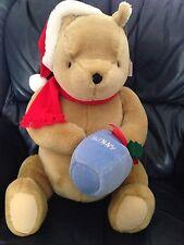 Christmas Winnie Pooh