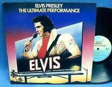 LP ELVIS PRESLEY - THE ULTIMATE PERFORMANCE // UK ENGLAND ***** MINT- *****