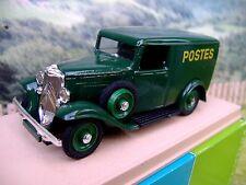1/43 Eligor (France)   Citroen 500k camionnette 1934 Postes