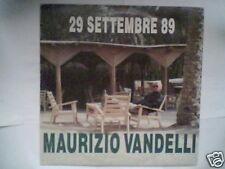 MAURIZIO VANDELLI 29 Settembre 89 lp LUCIO BATTISTI
